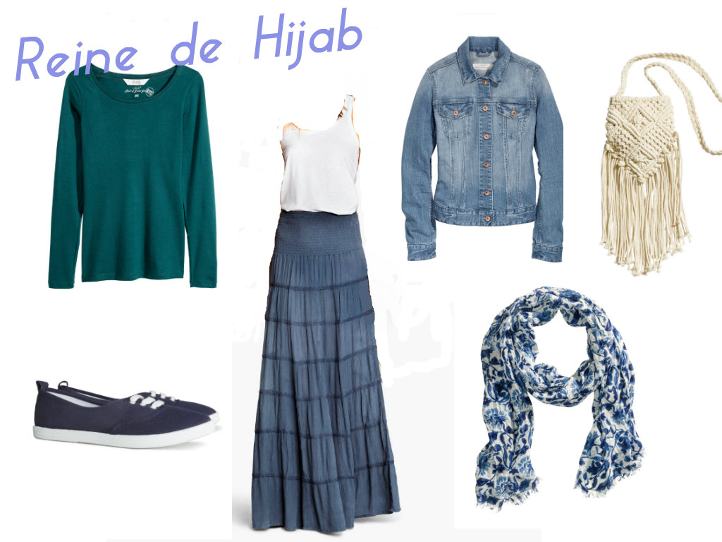 Hijab Outfit #1-2014